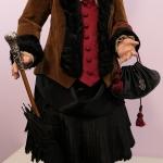 костюм и старинные аксессуары