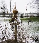 Кормушка зимой